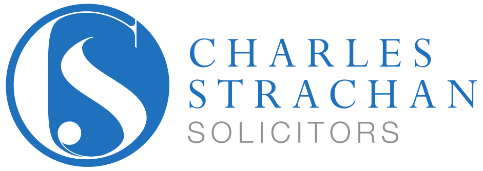 Charles Strachan Solicitors Logo