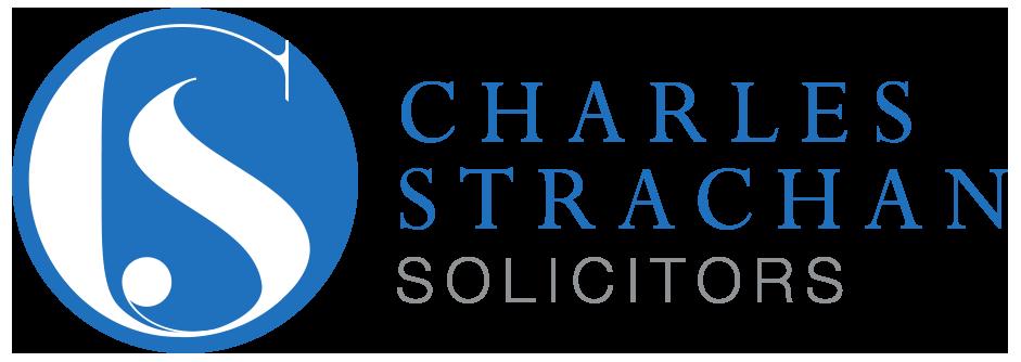 Charles Strachan Solicitors Logo